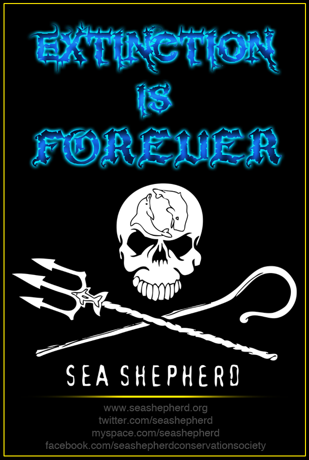 Extinction Is Forever!
