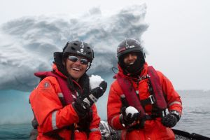 Matt Smith and Mikey May