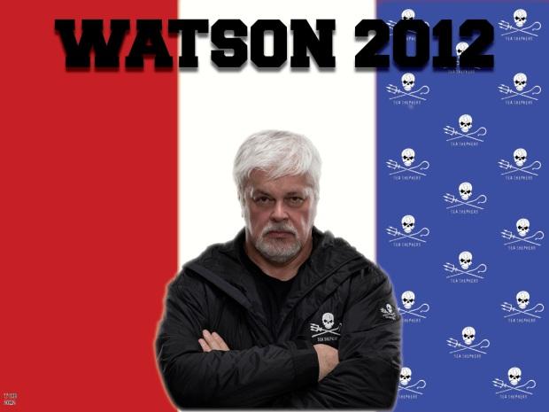 """""""If the oceans die, we all die!"""" ~ Paul Watson"""