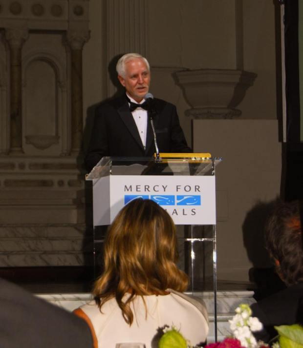 Jim Greenbaum at MFA Speech